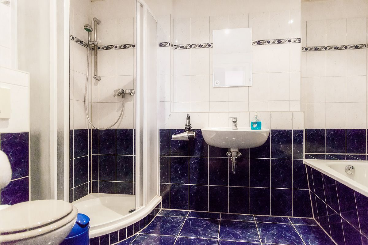 Ferienwohnung 3, 6 Badezimmer